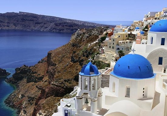 Tours to Santorini from Heraklion & Rethymnon